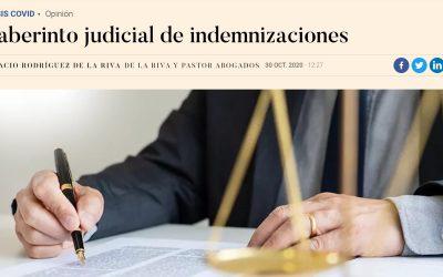 Laberinto judicial de indemnizaciones