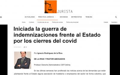 Iniciada la guerra de indemnizaciones frente al Estado por los cierres del Covid